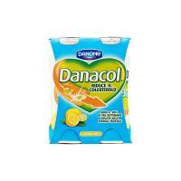 Danone Danacol Limone Lime