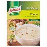 Knorr crema funghi porcini