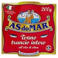 Asdomar Tonno trancio intero all'olio di oliva