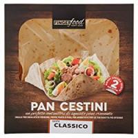 Stagnati Finger food Pan Cestini Gusto Classico