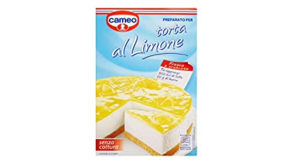 cameo torta al Limone
