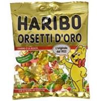 Haribo busta orsetti d'oro