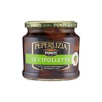 """Ponti Peperlizia Le Cipollette con """"Aceto Balsamico di Modena I.G.P."""""""