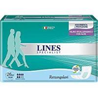 Lines Specialist Rettangolare x26