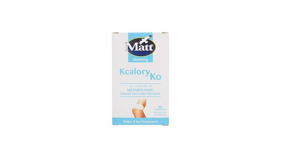 Matt&Diet Kcalory KO