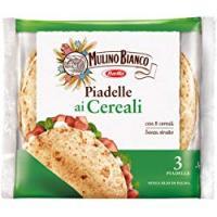 Mulino Bianco Piadelle ai Cereali