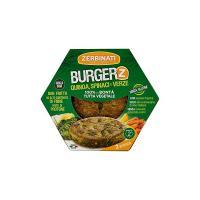 Zerbinati - Burger'Z Quinoa Spinaci e Verze