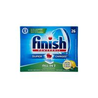 Finish Tutto in Uno Max 26 Lemon, 471 gr
