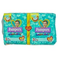 Pampers Baby Dry Midi PD x56