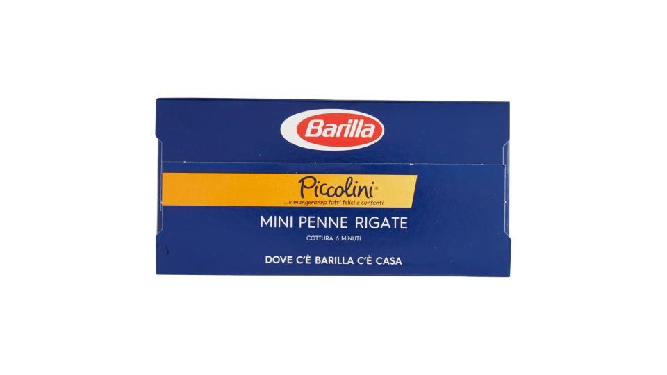 Barilla - Piccolini Mini Penne Rigate