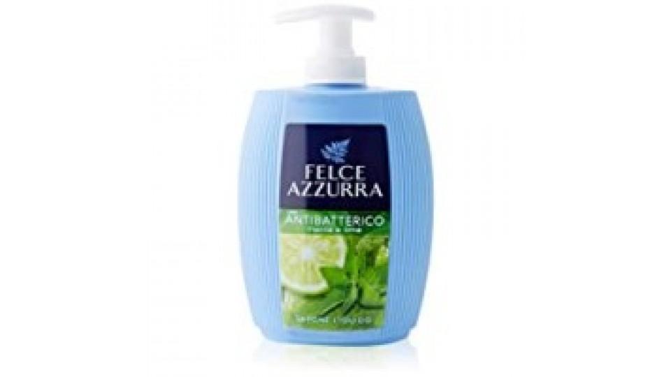 Felce Azzurra con Antibatterico Sapone Liquido
