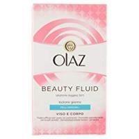 Olaz Beauty Fluid -  Crema Giorno Viso e Corpo - Pelli Sensibili