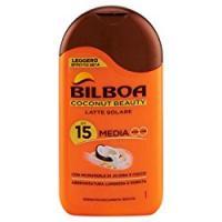 Bilboa Coconut Beauty Latte Solare SPF 15 Media