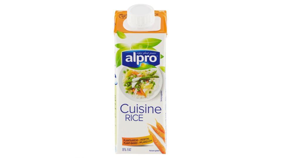 alpro Cuisine Rice