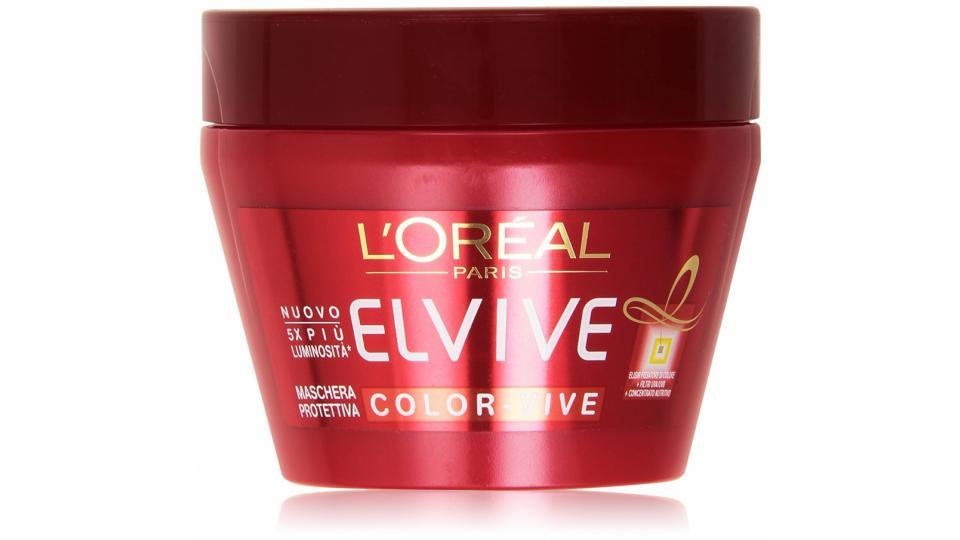 L'Oréal Paris Elvive Color-Vive Maschera Protettiva Capelli Colorati