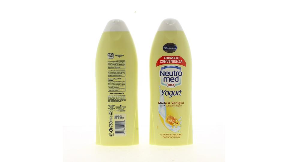 Bagno Neutromed : Neutromed bagno ml yogurt miele bellezza e cura della persona