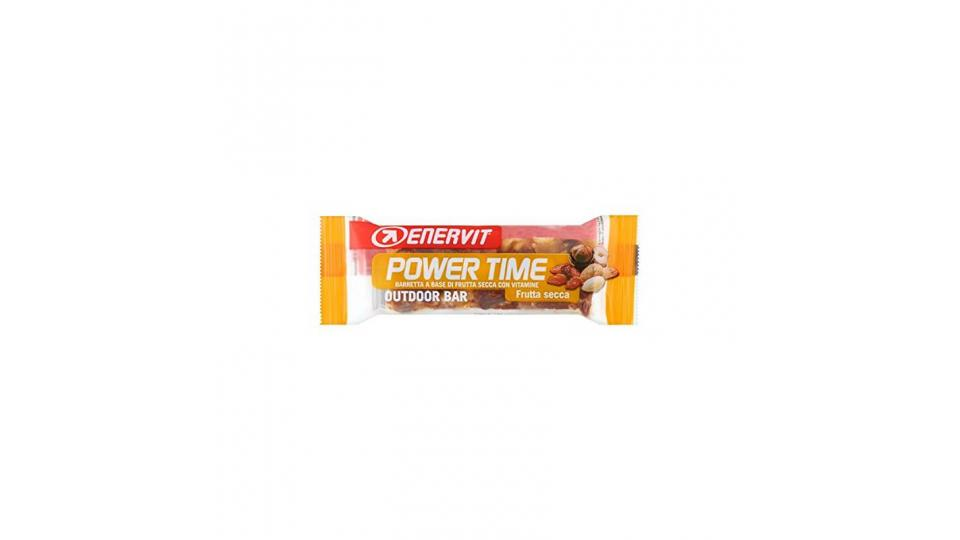 Enervit, Barrette Power Time Frutta Secca