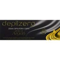 Depilzero Crema Depilatoria Corpo con Olio di Argan Biologico