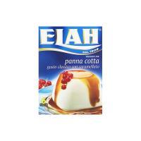 Elah - Preparato Per Pannacotta, Gusto Classico Con Caramellato