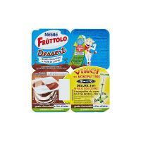 NESTLÉ FRUTTOLO Dessert gusto cioccolato e Fior di Latte