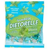 Dietorelle gommose menta gr