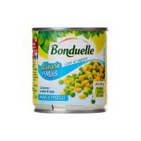 Bonduelle - Mais E Piselli, Contorno A Base Di Mais, 3 X