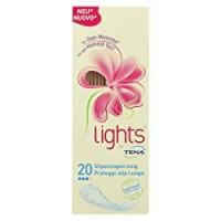 Lights By Tena 20 Proteggi-slip Lungo