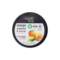 Scrub efoliante corpo al Mango biologico & Zucchero Organic Shop