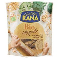 Giovanni Rana, Bio Integrale crema di ceci con broccoli