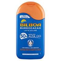 LATTE SOLARE Burrocacao SPF 50+ MOLTO ALTA Bilboa