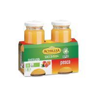 Bevanda di frutta SuccoMio Achillea alla pesca 2 x