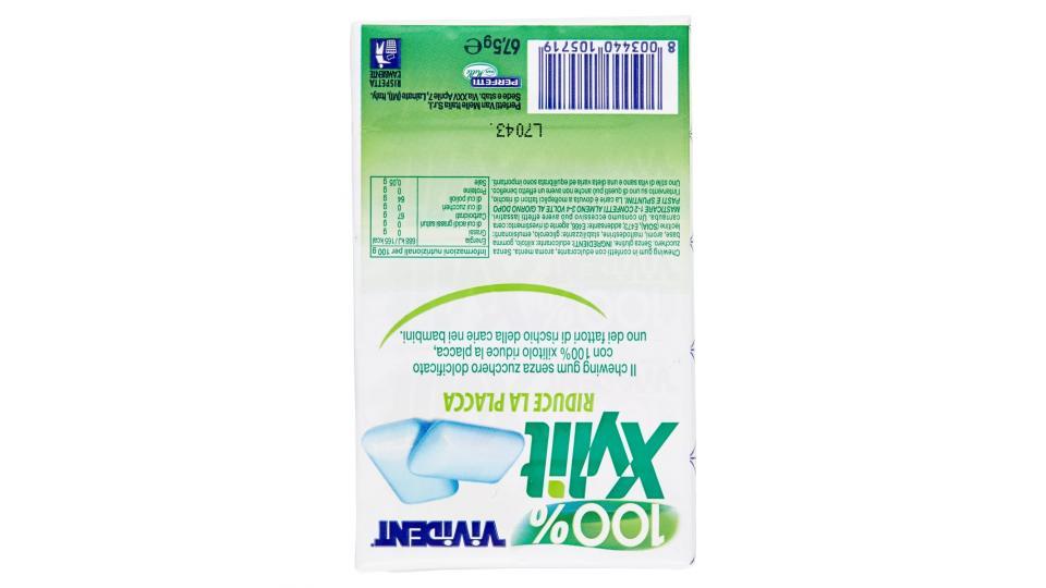 Vivident 100% Xylit 5 Packs 67,5 g