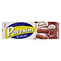 Pavesini al Cacao Magro, 8 Snack
