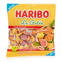 Haribo Le Gelée Frutti Gialli