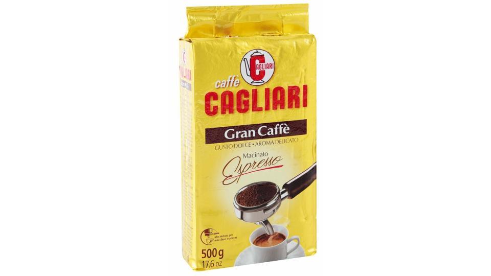 Gran Caffè Espresso Macinato