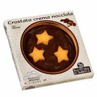 Crostata Crema  Nocciola