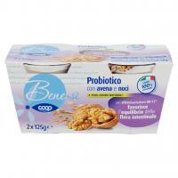 Probiotico con Avena e Noci