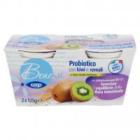 Probiotico con Kiwi e Cereali