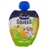 Squeez 100% Frutta Passata di Mela & Pera