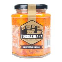 Bruschetta ai Peperoni Torrechiara