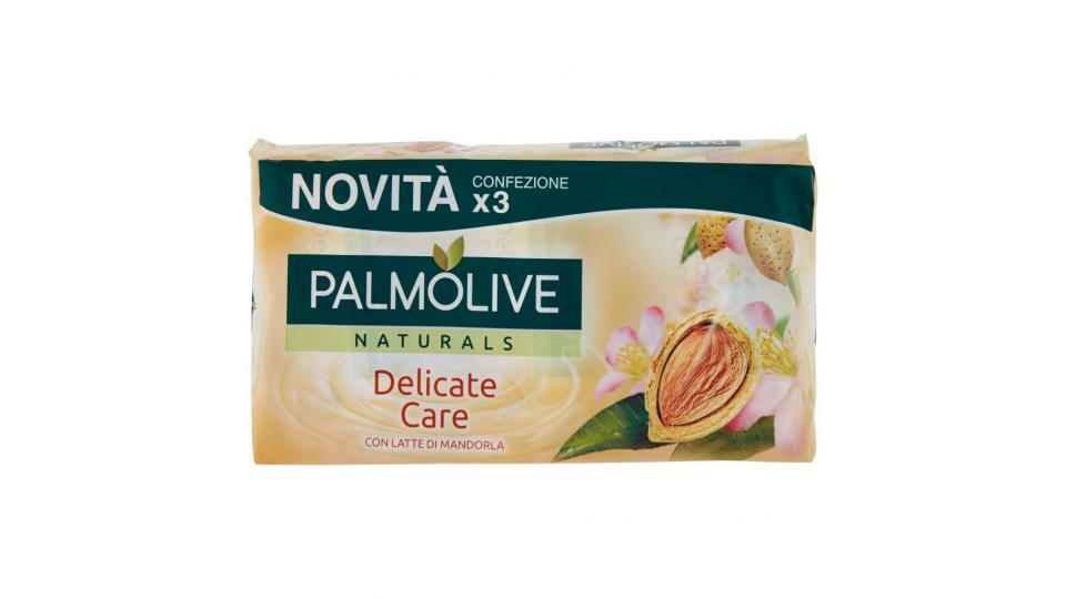 Naturals Delicate Care Latte di Mandorla Bar Soap