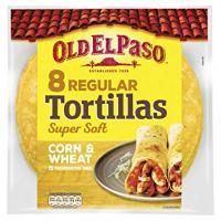 Tortillas Morbida Wrap Mini X8