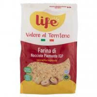 Valore al Territorio Farina di Nocciole Piemonte Igp