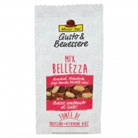 Gusto & Benessere Mix Bellezza Arachidi, Mandorle, Goji Berries, Mirtilli Rossi