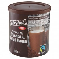 Preparato per Bevanda al Cacao Magro