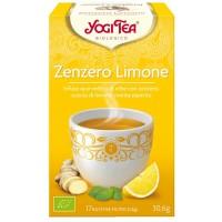 Infuso Zenzero Limone Bio