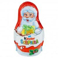 Sorpresa Figura Cava Babbo Natale