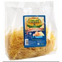 Tagliolini, Pasta Fresca all'Uovo Sfoglia Rustica