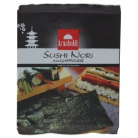 Sushi Nori alla Giapponese Alghe Essiccate 8 Fogli