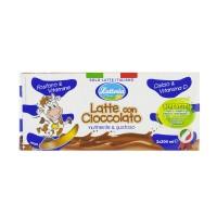Latte con Cioccolato